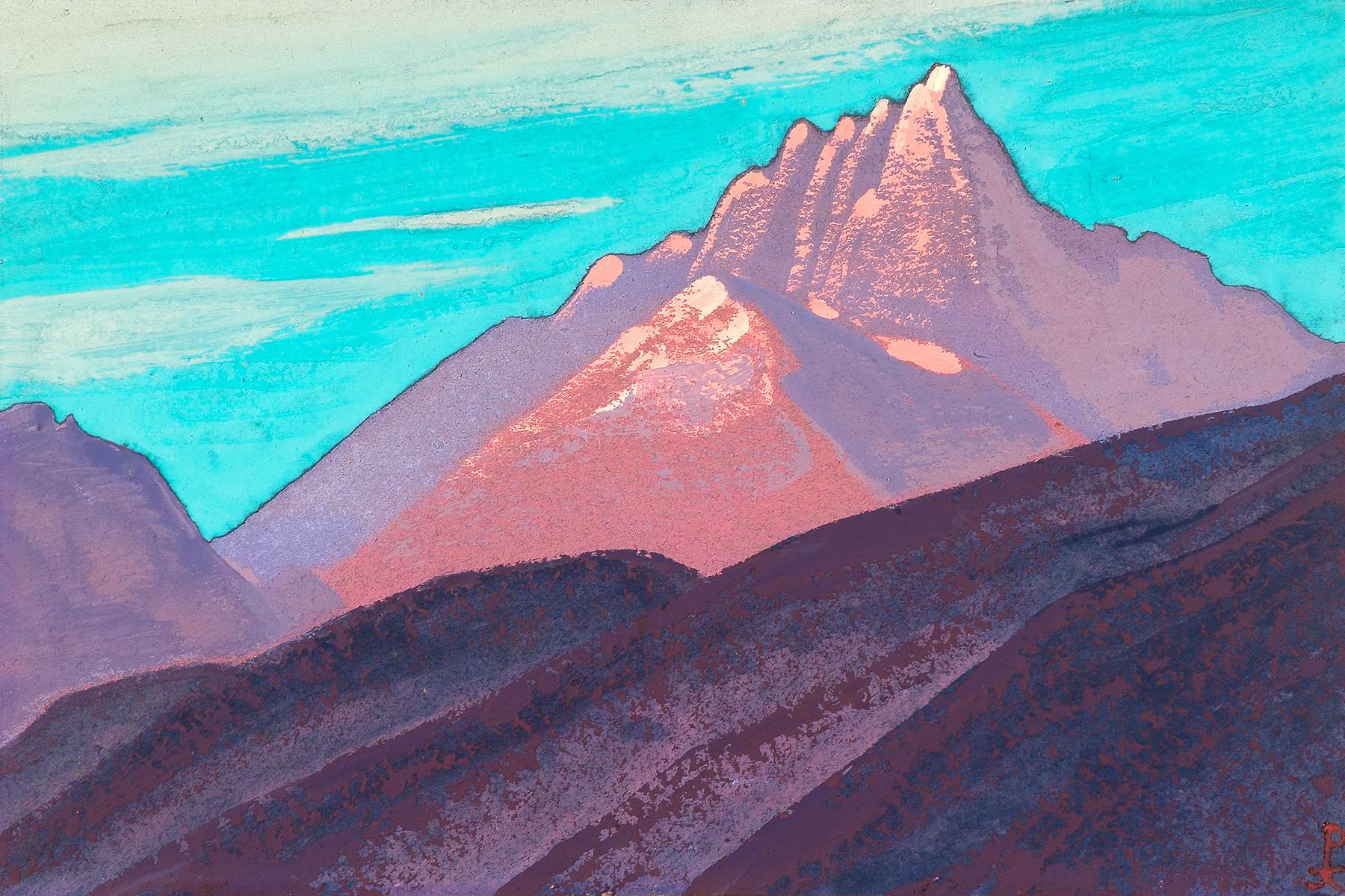 стрельбой картинки горы рерих ветрянки